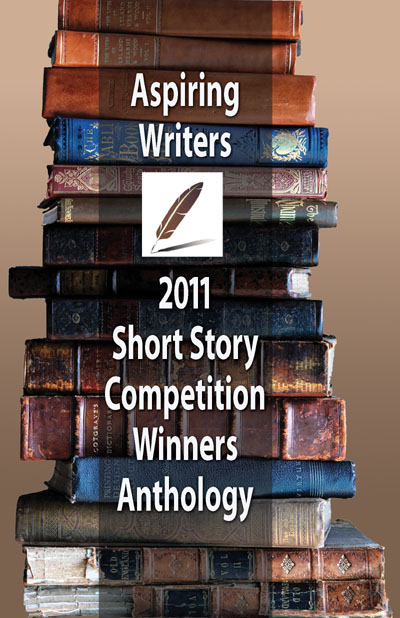 Aspiring Writers 2011 Anthology cover