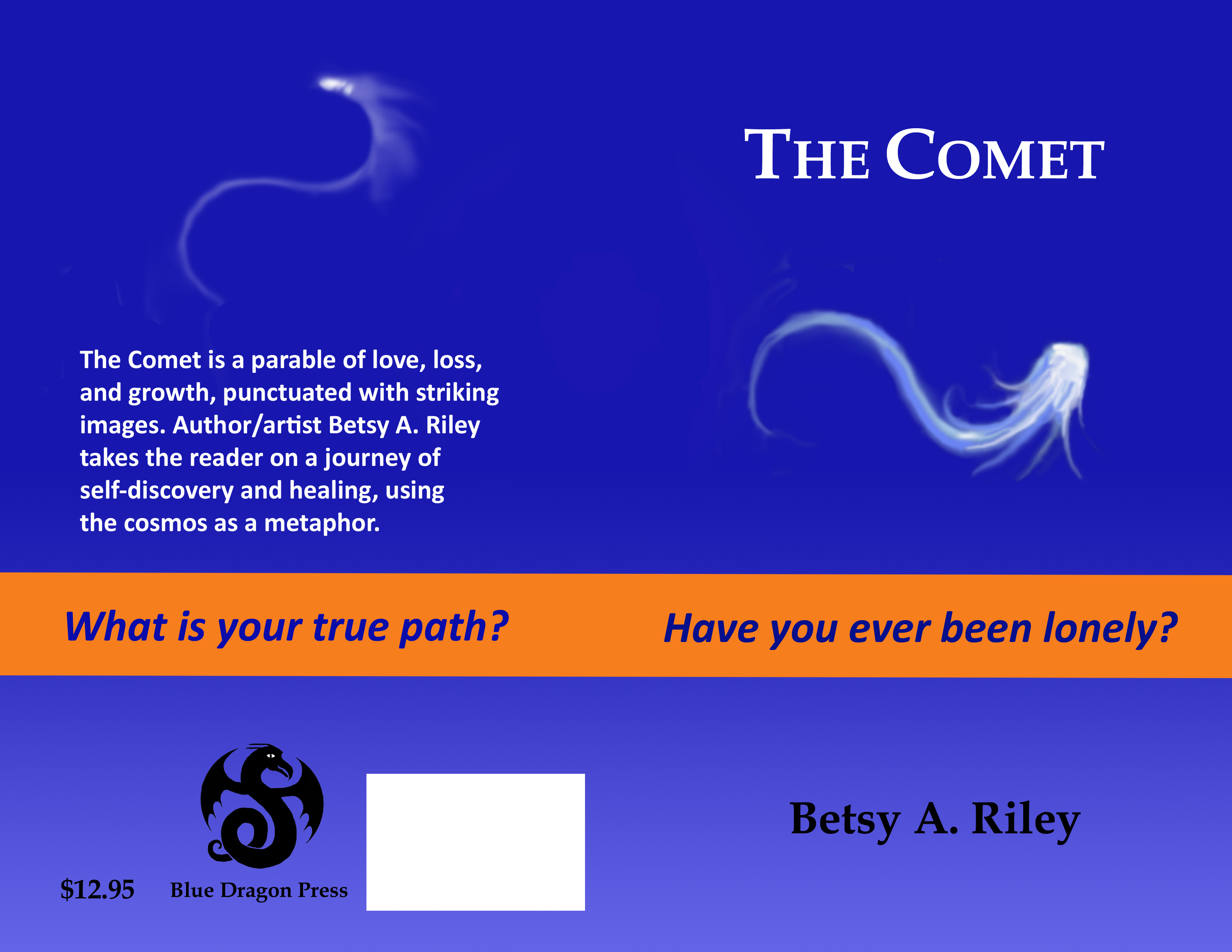 Cover design of The Comet