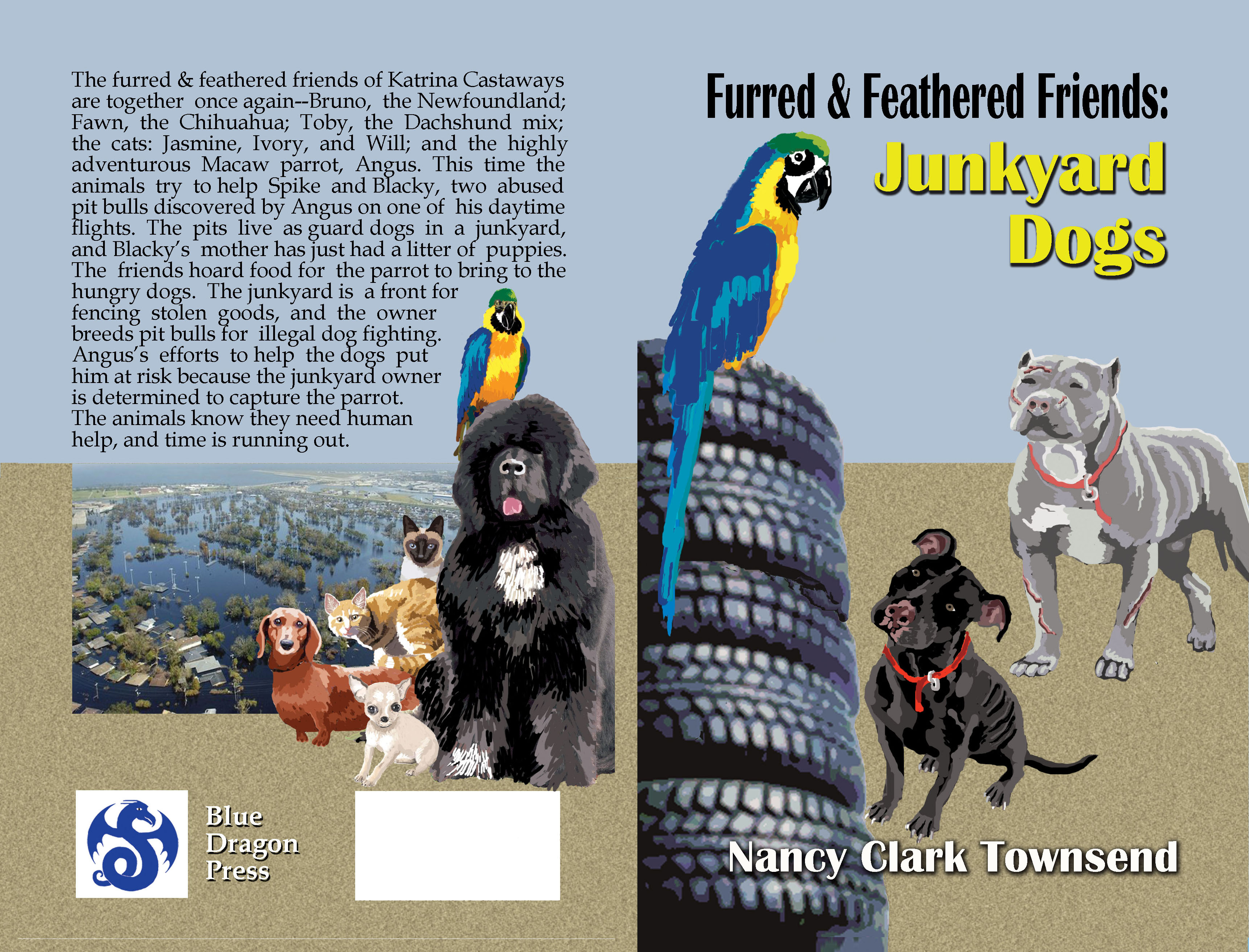 Junkyard Dogs cover